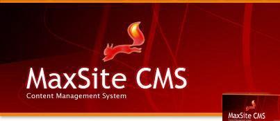 MaxSite CMS - логотип этой CMS - Белочка