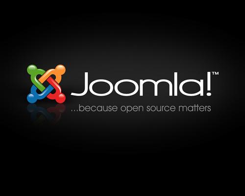 Логотип Joomla - что тут сказать? В простоте сила и красота