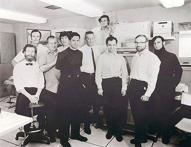 Коллектив создателей ARPAnet