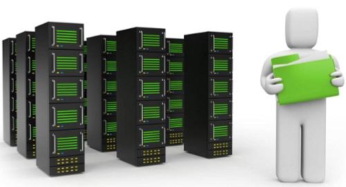Виды хостинга - выделенные сервера