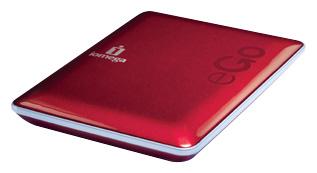 Внешний жесткий диск Iomega eGo Portable 320 Gb