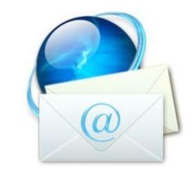 Страница превращения посетителей в подписчиков - земля и письма