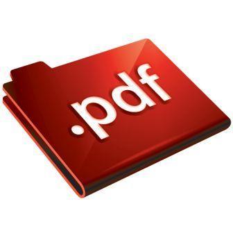 Вёрстка электронной книги - формат pdf