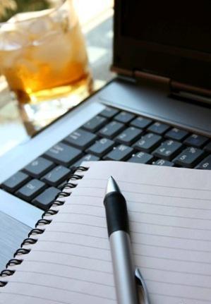 C чего начать написание статьи - начните с чистого листа
