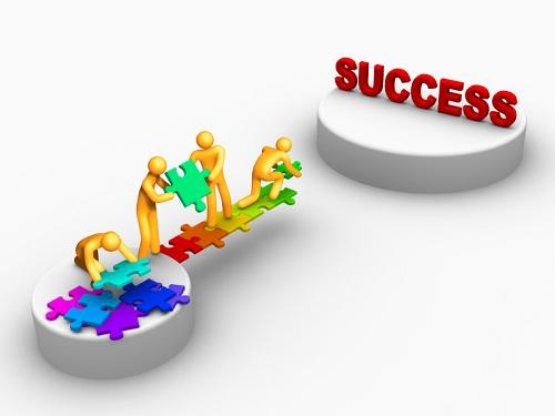 Можно вместе строить свою дорогу к успеху