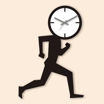 Вы будете постоянно куда-то бежать, а времени у вас всё равно будет постоянно не хватать
