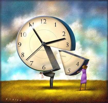 Настоящие поглотители времени