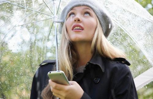 С телефона можно не только проверять статистику своего блога, но и писать статьи или публиковать фотографии