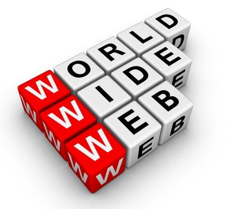 "Знаменитая аббревиатура ""WWW"" расшифровывается как ""World Wide Web"" - Всемирная паутина"