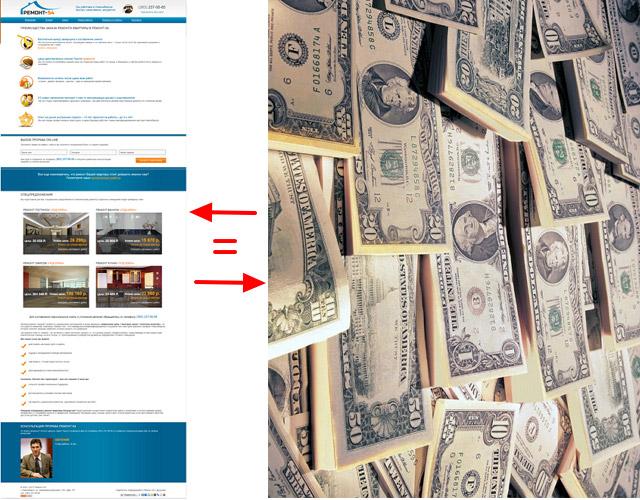 Сегодня сайт можно легко продать или просто обменять владение сайтом на деньги